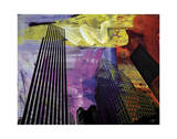 New York Color XIX Giclee Print by Sven Pfrommer