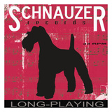 Schnauzer Prints by Taylor Greene