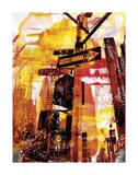 New York Color VI Reproduction procédé giclée par Sven Pfrommer