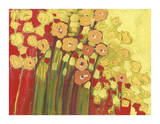 Meadow in Bloom Giclee Print by Jennifer Lommers
