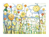 Watching the Clouds Go By Giclee Print by Jennifer Lommers