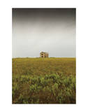Abandoned Farmhouse Giclee Print by Michael Hudson