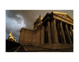 Le Pantheon Giclee Print by Sabri Irmak
