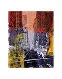 New York Color XVI Giclee Print by Sven Pfrommer