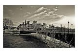 Seine River Giclee Print by Sabri Irmak