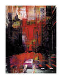 New York Color XIV Giclee Print by Sven Pfrommer