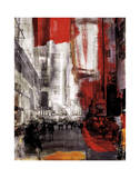New York Color XXIX Giclee Print by Sven Pfrommer