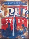 Blank Page Leinwand von Rodney White
