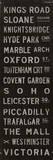 LondresII Posters par Luke Stockdale