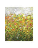 Midsummer Meadow Giclee Print by Jessica Torrant
