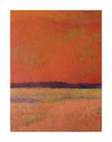 Burning Sky II Giclee Print by Jeannie Sellmer