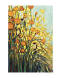 In the Meadow Giclee Print by Jennifer Lommers