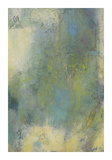 Blue and Green Musings III Giclee Print by Jeannie Sellmer