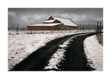 Late Winter Morning Giclee Print by David Winston