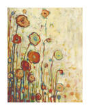 Poppies at Sunset Giclee Print by Jennifer Lommers