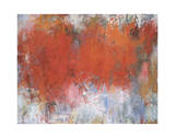 Red Infatuation Giclee Print by Jeannie Sellmer