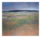 Landscape in Silvery Light Giclee Print by Jeannie Sellmer