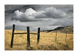 Siskiyou County Landscape Giclee Print by David Winston