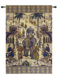 Spice Market Wall Tapestry