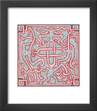 Untitled, 1989 Print by Keith Haring