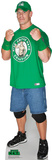 John Cena Green Shirt - WWE Lifesize Standup Poster Stand Up