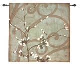 Blossom Branch Wall Tapestry