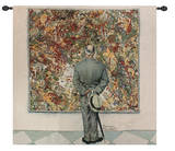 Art Connoisseur Wall Tapestry