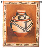 Southwest Pottery I Wall Tapestry