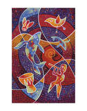 Wild Music Giclee Print by Jim Dryden