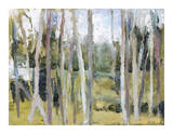 Woods Giclee Print by Elissa Gore