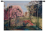 Monets Traum Wall Tapestry