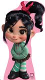 Vanellope Von Schweetz - Disney&#39;s Wreck-It Ralph Movie Lifesize Standup Poster Stand Up