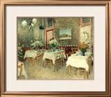 Van Gogh: Restaurant, 1887 Framed Giclee Print by Vincent van Gogh