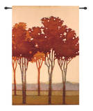 Airboreal Grove II Wall Tapestry