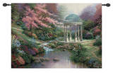 Pools of Serenity Wall Tapestry