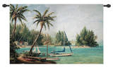 Island Cove Wall Tapestry