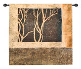 Sandalwood II Wall Tapestry