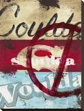 Regret Is Not Part Of My Lexicon Leinwand von Rodney White