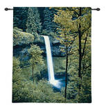 Silver Falls Wall Tapestry