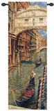 Afternoon in Venice II Wall Tapestry