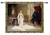 Lady Godiva Courtyard Wall Tapestry