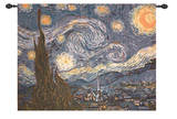 The Starry Night Wall Tapestry by Vincent van Gogh