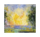 Sunrise Giclee Print by Elissa Gore