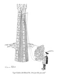 """I got Golden Ash Blond No. 334, just like you said."" - New Yorker Cartoon Premium Giclee Print by Victoria Roberts"