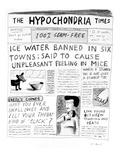 The Hypochondria Times' - Cartoon Regular Giclee Print by Roz Chast