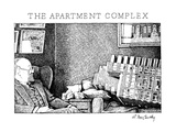 The Apartment Complex - New Yorker Cartoon Premium Giclee Print by Ann McCarthy