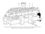 """Now this next telegram, Mr. Forsythe: 'Wiggy misses his Sweet Pie and hop…"" - New Yorker Cartoon Premium Giclee Print by Gardner Rea"