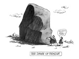 The Dawn of Reason - New Yorker Cartoon Premium Giclee Print by Robert Weber