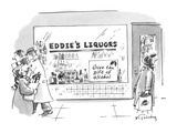 Give The Gift of Alcohol. - New Yorker Cartoon Premium Giclee Print by Mike Twohy