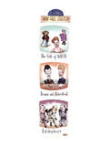 C-SPAN'S NEW FALL SEASON - New Yorker Cartoon Premium Giclee Print by Barry Blitt